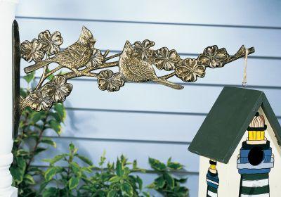 Cardinal Nature™ Hook - French Bronze