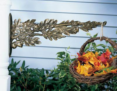 Oakleaf Nature™ Hook - French Bronze