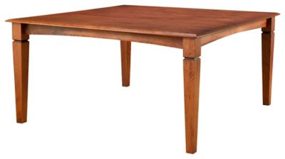 Expression Ambition Square Dining Table