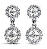 14K Diamond Earrings