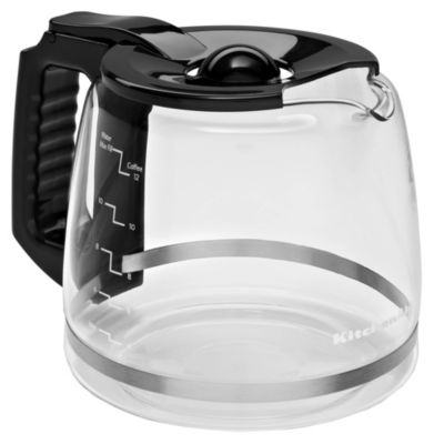 Replacement 12-Cup Glass Carafe for KCM111 and KCM1202 Coffee Makers