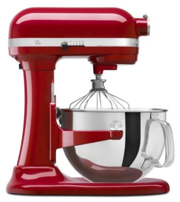 Professional 600™ 6-Quart Bowl-Lift Stand Mixer - Empire Red