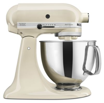 Artisan® 5-Quart Tilt-Head Stand Mixer - Almond Cream