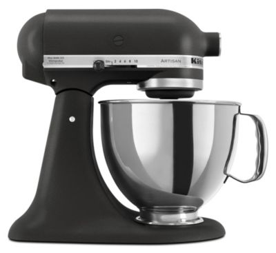 Artisan® 5-Quart Tilt-Head Stand Mixer - Imperial Black
