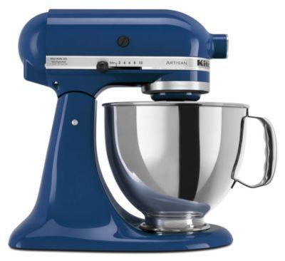 Artisan® 5-Quart Tilt-Head Stand Mixer - Blue Willow