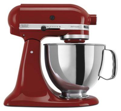 Artisan® 5-Quart Tilt-Head Stand Mixer - Gloss Cinnamon