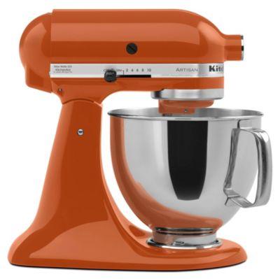 Artisan® 5-Quart Tilt-Head Stand Mixer - Persimmon
