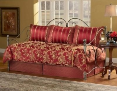 Paramount Daybed 5-Piece Comforter Set - Crawford Pattern