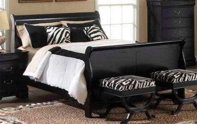 Paramount Queen 11-Piece Super Pack Bedding Set - Zebra Pattern