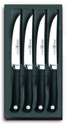 Grand Prix II 4 Piece Steak Knife Set