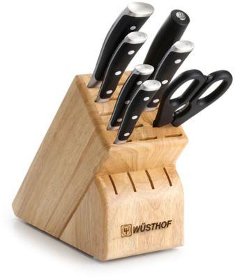 Classic Ikon 8-Piece Knife Block Set