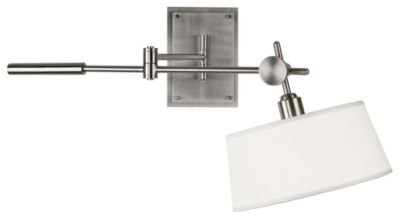 Rico Espinet Wall Swinger - Brushed Nickel