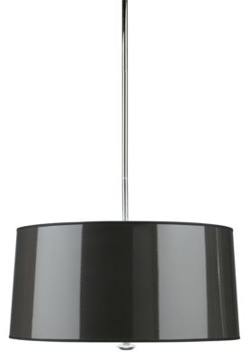 Penelope 3-Light Pendant - Polished Nickel