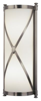Chase 2-Light Wall Sconce - Dark Antique Nickel