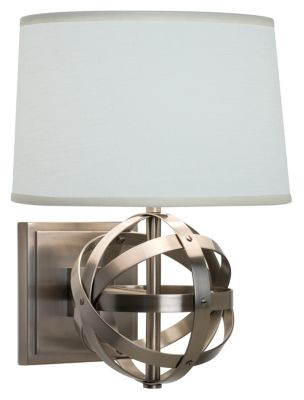 Lucy 1-Light Wall Sconce - Dark Antique Nickel