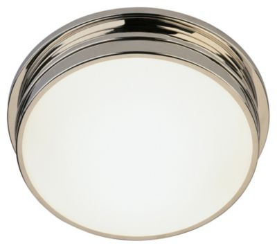 Roderick 13-1/2'' Flush Mount - Polished Nickel