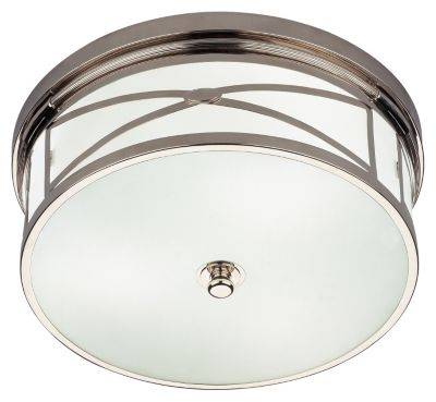 Chase 3-Light Flush Mount