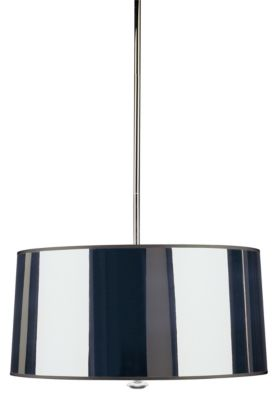 Penelope 3-Light Pendant - Polished Nickel