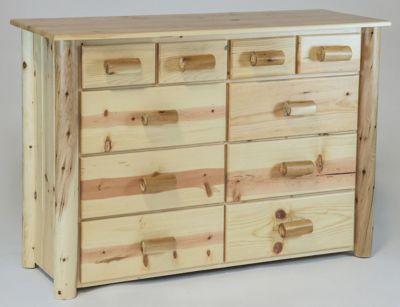Frontier 10-Drawer Dresser