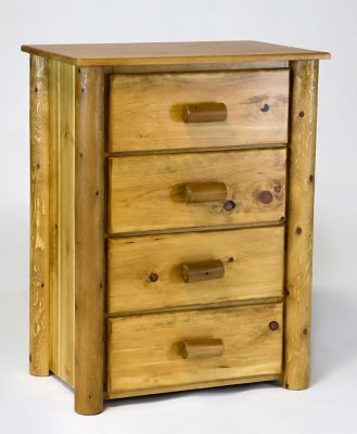Frontier 4-Drawer Chest