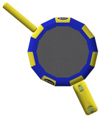 Aqua Jump® Eclipse™ 200 Water Trampoline with Launch & Log