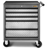 Classic 5-Drawer Roll-Away Tool Chest