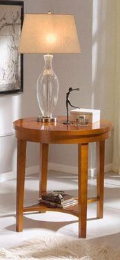 Arko Round Occasional Table