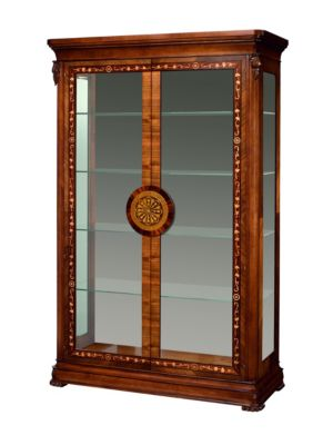 Premiere 4-Shelf Display Cabinet