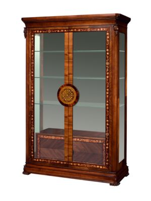 Premiere 3-Shelf Display Cabinet