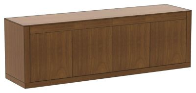 Ados Credenza with 2-Drawers