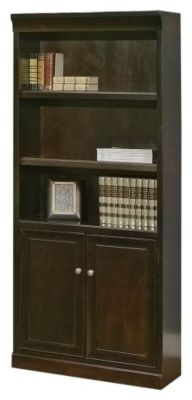 Fulton Bookcase with Lower Doors