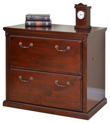 Huntington Club 2-Drawer Lateral File Cabinet