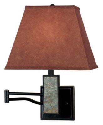Dakota 20'' Wall Swing Arm Lamp - Oil Rubbed Bronze