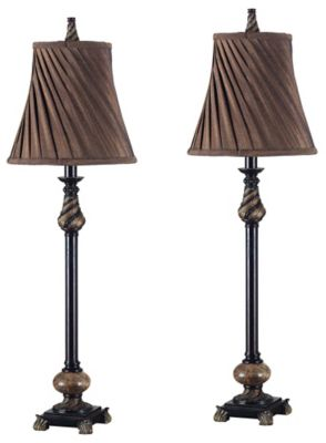 Aruba Buffet Lamp 2-Pack