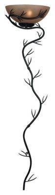 Twigs 1-Light Wallchiere - Bronze