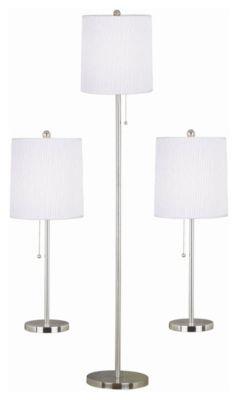 Selma 3-Pack Table/Floor Lamp