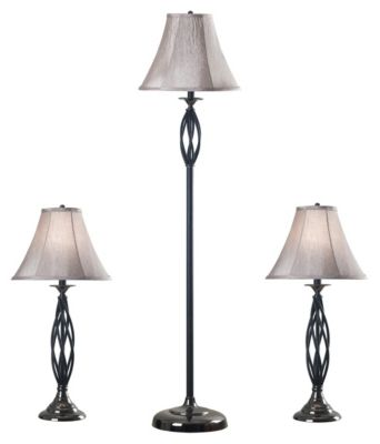Sperry 3-Pack Lamp Set