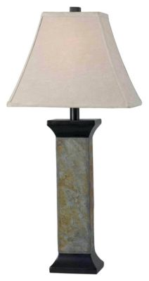 Suffield 2-Pack Table Lamp - Natural Slate