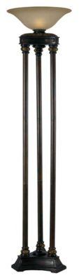 Colossus 3 Pole Torchiere Lamp - Oil Rubbed Bronze