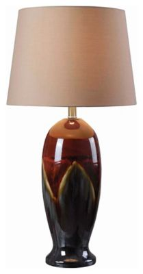Lavo 30'' Table Lamp - Ceramic Glaze