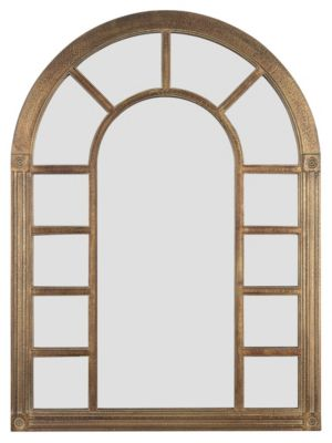 Cathedral Wall Mirror - Bronze