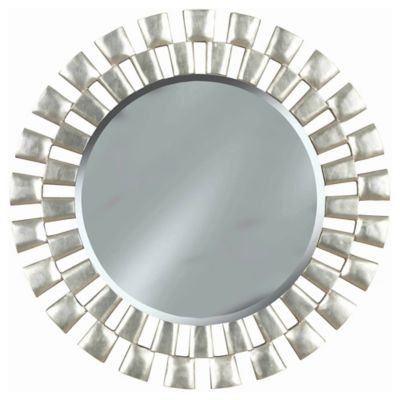Gilbert Wall Mirror - Silver