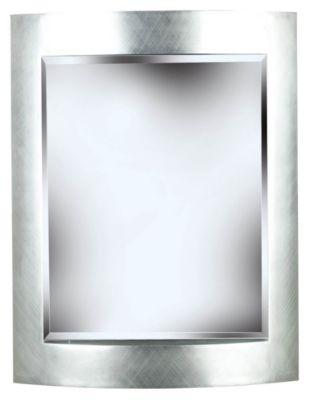 Sacramento Wall Mirror - Silver
