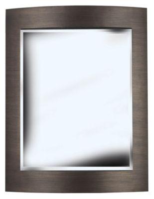 Folsom Wall Mirror - Brushed Bronze