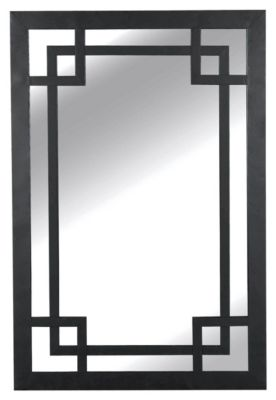 Jacob Wall Mirror - Dark Rustic Bronze