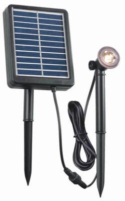 Solar Outdoor Spotlight - Short Range Model