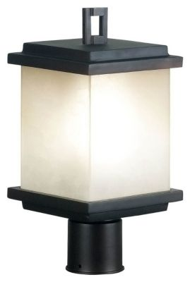 Plateau 1 Light Post Lantern