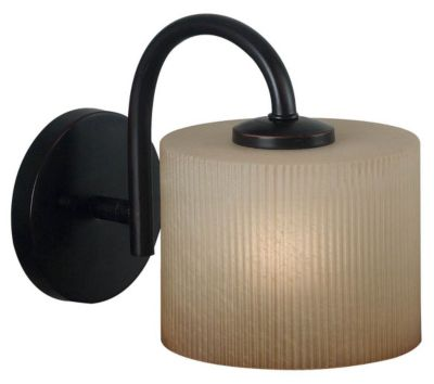 Matrielle 1-Light Bath/Wall Sconce - Oil Rubbed Bronze