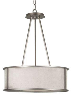 Whistler 3-Light Pendant - Bronze Gilt