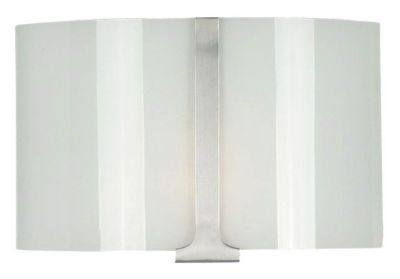 Lourdes 1-Light Wall Sconce - Brushed Steel
